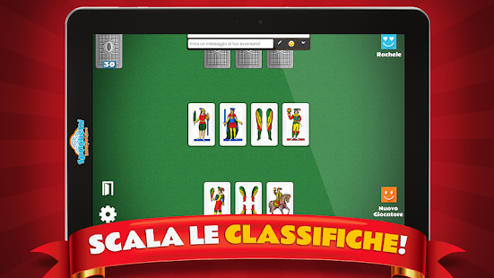 Scopa Più - screenshot thumbnail