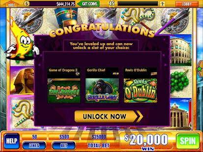 Jackpot Party Casino - Slots - screenshot thumbnail