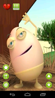 Screenshot of Edward, the talking egg