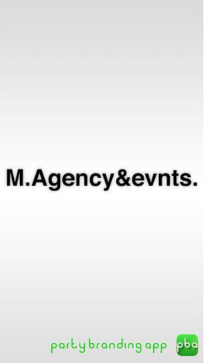 M.Agency evnts.