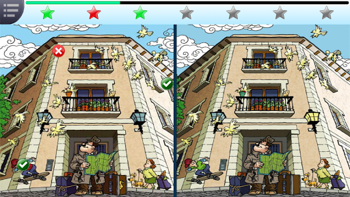 Find Spot the 7 differences