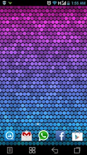Sparkly Live Wallpaper- screenshot thumbnail