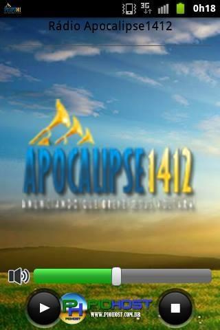 Rádio Apocalipse1412
