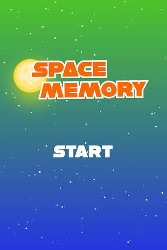 SpaceMemory - 地味に難しいタップゲーム