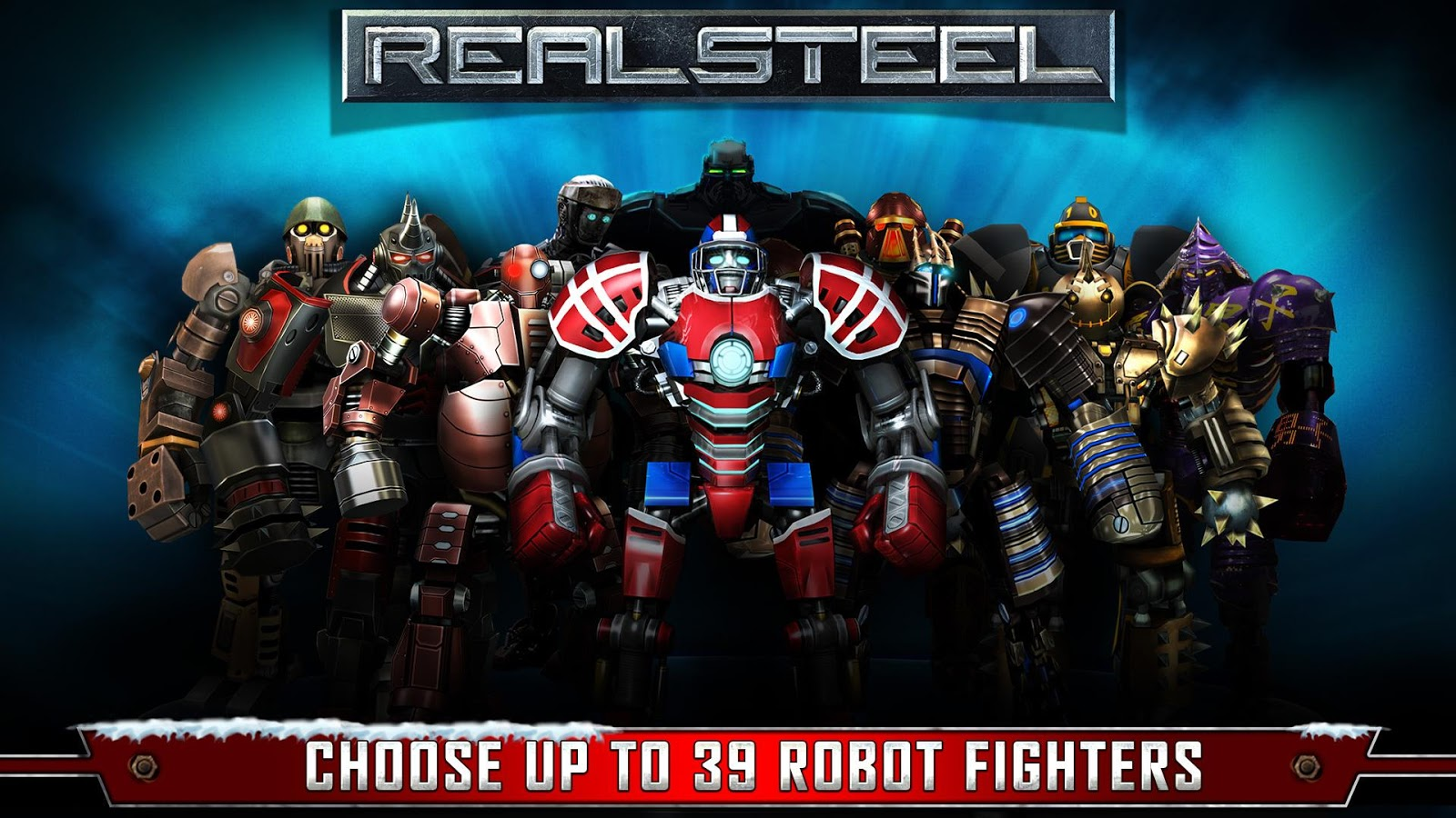 Real Steel - screenshot