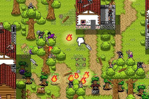 Gate Defenders Free - screenshot