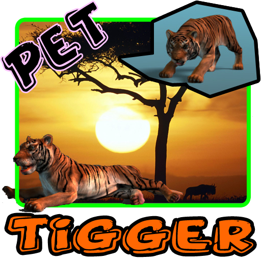 Tigger Pet 模擬 App LOGO-硬是要APP