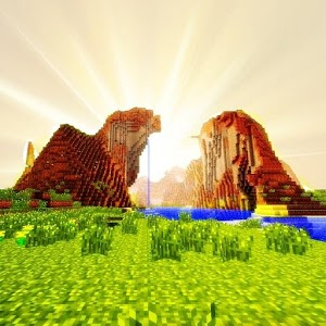 Moving Minecraft LiveWallpaper download