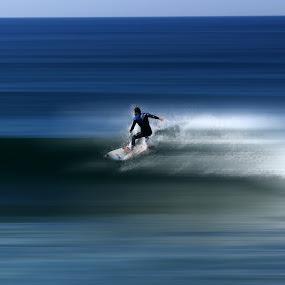 Surf Rider by Sergio Martins - Sports & Fitness Surfing ( billabong, quicksilver, costa da caparica, team, surf, portugal )