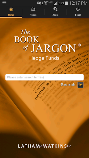 The Book of Jargon® - HF