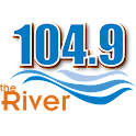 104.9 the River logo