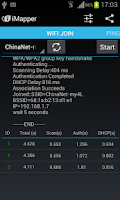 Screenshot of iMapper Wifi Pro