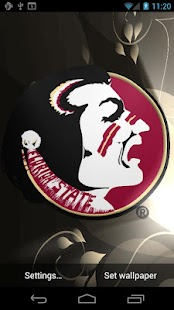 FSU Seminoles Pix & Tone - screenshot thumbnail