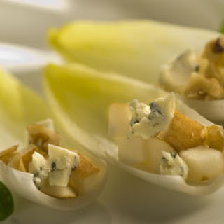 Pear & Blue Cheese Appetizers.