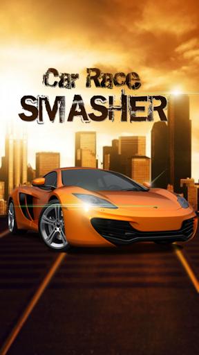 Car Race Pro -Smasher Car Race