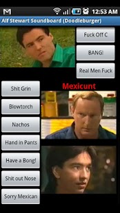 Alf Stewart Soundboard - screenshot thumbnail