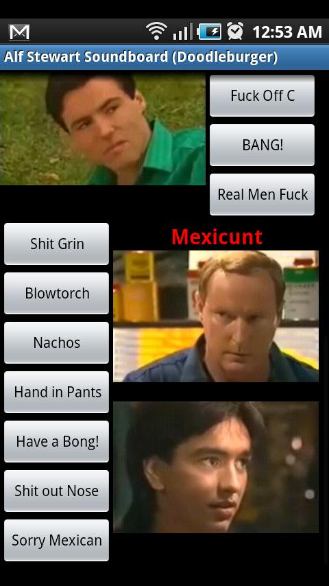 Alf Stewart Soundboard- screenshot