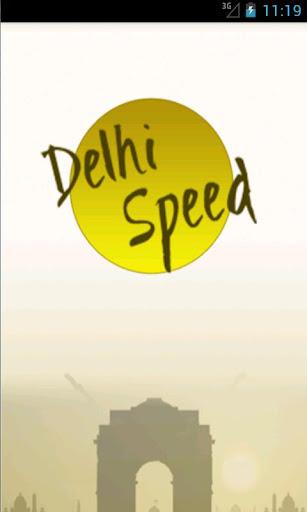 Delhi Speed Cab Taxi