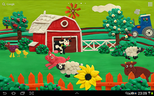 KM Farm Live wallpaper - screenshot thumbnail