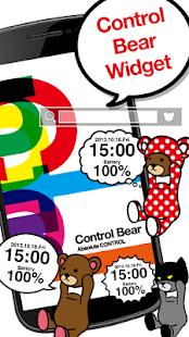 Control Bear Widget Pack