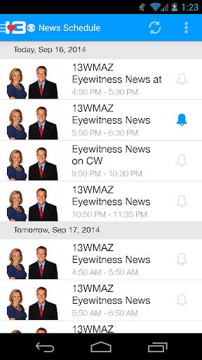 【免費新聞App】WMAZ-TV-APP點子