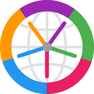 Horzono time zones world clock android apps on google play horzono time zones world clock sciox Images