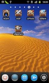 USpyCam (Ultra Spy Camera) Screenshot 2