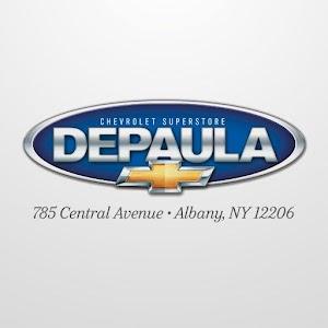 DePaula Chevrolet rEdvamsr