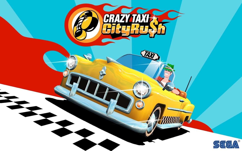 Crazy Taxi™ City Rush APK + DATOS SD Mod (dinero ilimitado)