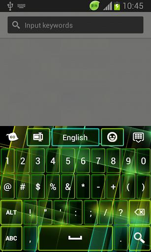 免費個人化App|GO輸入法霓虹燈光|阿達玩APP