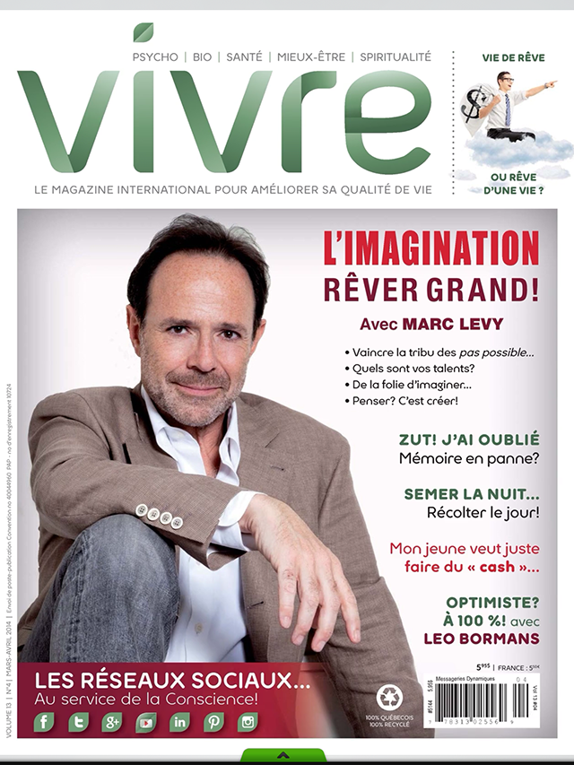 VIVRE Magazine- screenshot