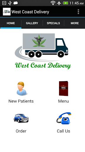 West Coast Delivery