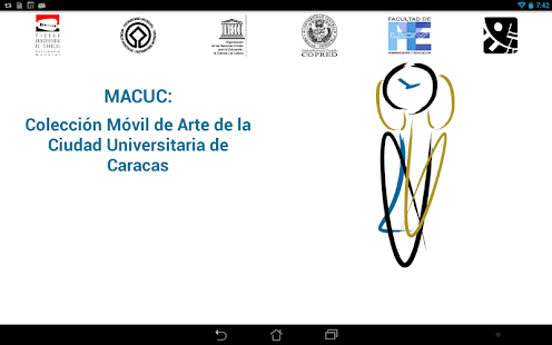 MACUC: Móvil Arte CUC- screenshot thumbnail