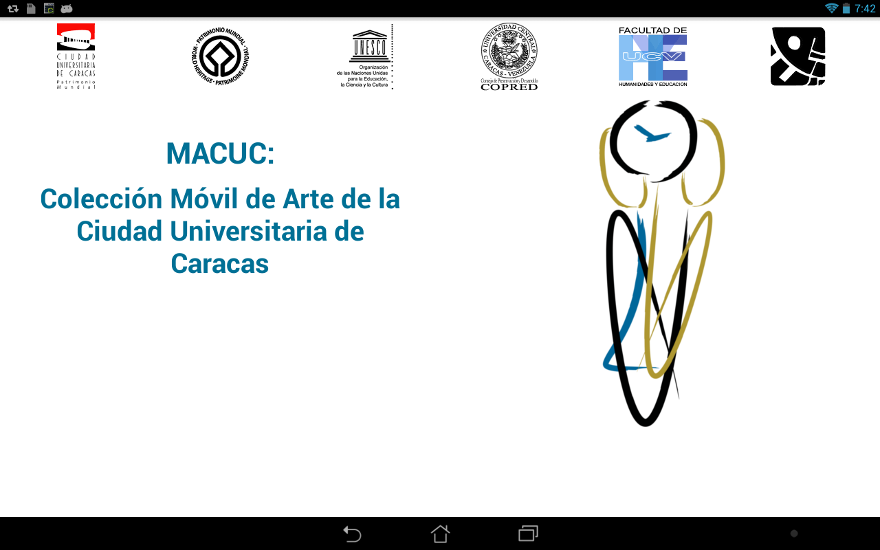 MACUC: Móvil Arte CUC- screenshot