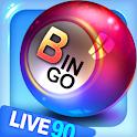 Bingo 90 Live HD logo