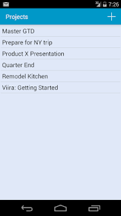 Viira - GTD On The Go - screenshot thumbnail