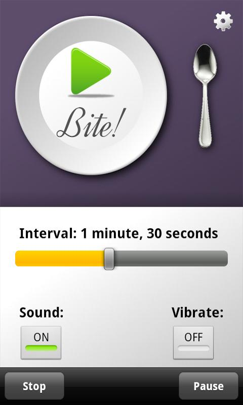 Eat Slower - screenshot