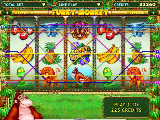 Slots - Funky Monkey