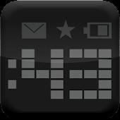 Daydream Calendar Clock