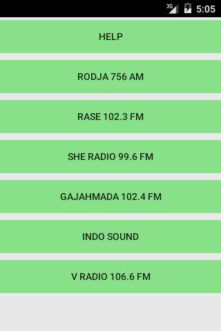 Indonesia Radios