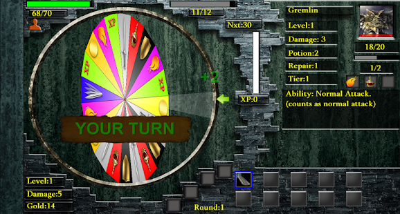 Wheel of Attack