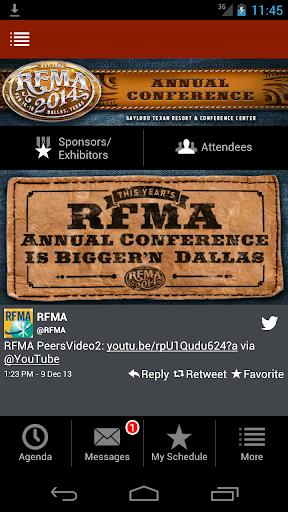 RFMA 2014