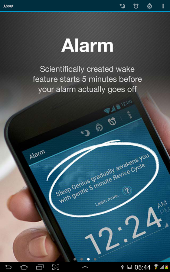 Sleep Genius:  + Revive Alarm - screenshot