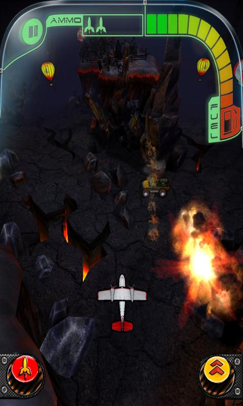 Jet Raiders - screenshot