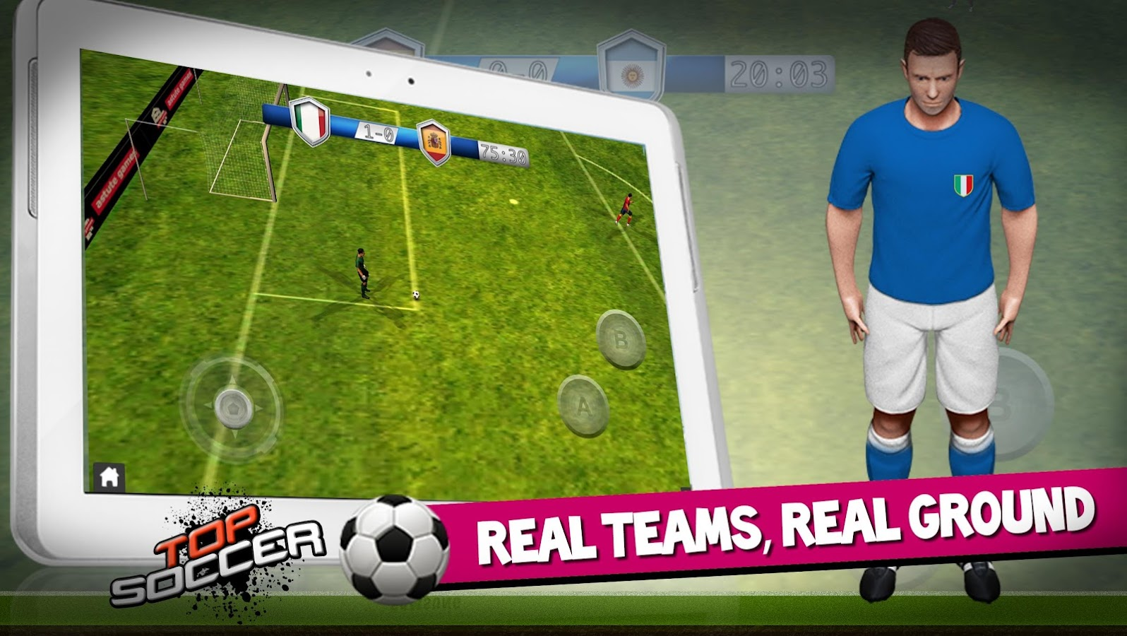 Top Soccer - Android Apps on Google Play