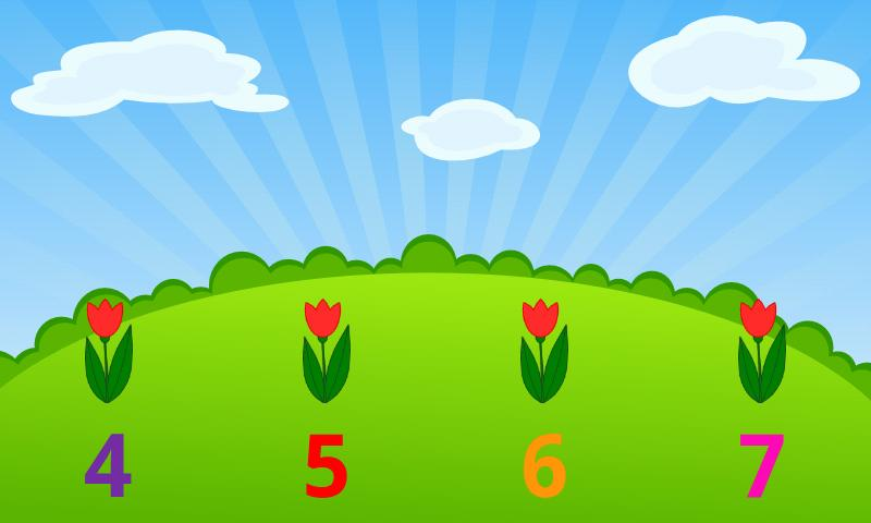 Kids Math FREE - screenshot