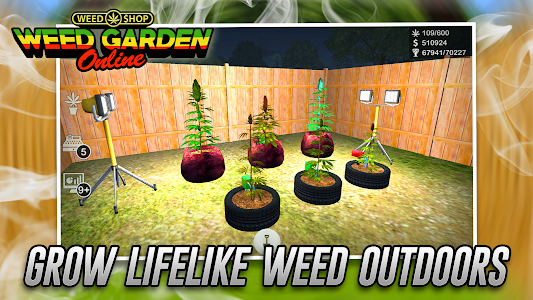 Weed Garden The Game v1.0.3