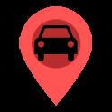 Where's My Car Lite icon