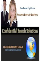 Screenshot of Confidential Search Solutions