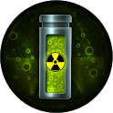 Radioactive BatteryWidget icon